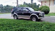 Cần bán xe Ford Everest đời 2006, màu đen, nhập khẩu nguyên chiếc xe gia đình, giá 280tr