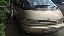 Cần bán xe Toyota Previa năm sản xuất 1991, màu vàng, nhập khẩu