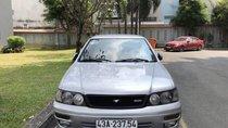 Cần bán xe Nissan Bluebird AT năm sản xuất 2005, màu bạc, xe đẹp
