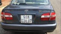 Bán Toyota Corolla 1997, màu xám, nhập khẩu nguyên chiếc