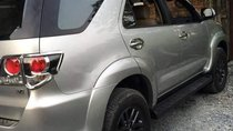 Bán ô tô Toyota Fortuner AT sản xuất 2015, xe nhà ít đi, bảo quản, bảo dưỡng tốt