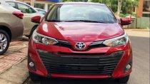 Bán Toyota Vios sản xuất năm 2019, màu đỏ, 606 triệu