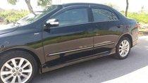 Gia đình bán xe Toyota Corolla altis 2010, màu đen