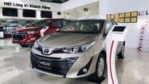 Cần bán Toyota Vios sản xuất năm 2018, màu bạc, 509 triệu