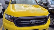 Bán xe Ford Ranger XL MT 4x4 đời 2018, màu vàng, nhập khẩu