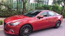 Bán ô tô Mazda 6 sản xuất năm 2015, màu đỏ