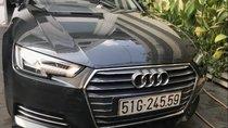 Cần bán gấp Audi A4 năm sản xuất 2016, màu đen, nhập khẩu nguyên chiếc