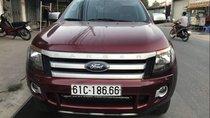 Cần bán Ford Ranger 2014, Đk 2015, xe đẹp