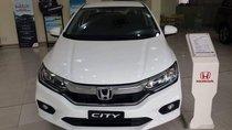 Bán ô tô Honda City 2018, màu trắng, giá 559tr