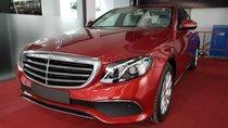 Bán ô tô Mercedes E200 mới, màu đỏ, nội thất đen ở Buôn Ma Thuột, Đắk Lắk, giao tận nơi