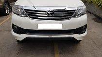 Mua xe mới, bán gấp Fortuner Sportivo 2015 xăng 1 cầu, đẹp như mới, giá thương lượng 865 triệu