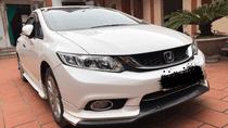 Bán Honda Civic đời 2016, màu trắng
