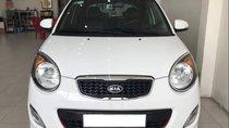 Bán Kia Morning SLX 1.0 AT đời 2010, màu trắng, xe nhập chính chủ