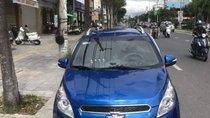 Bán Chevrolet Spark sản xuất 2016, màu xanh