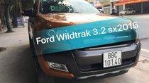 Bán Ford Ranger Wildtrak 3.2 năm sản xuất 2016, nhập khẩu