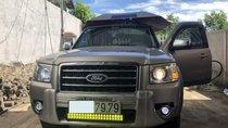 Chính chủ bán Ford Everest đời 2008, màu vàng cát