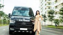 Cần bán xe Hyundai Solati Limousine năm sản xuất 2018, màu đen, nhập khẩu nguyên chiếc