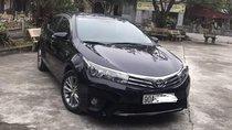 Bán Toyota Corolla altis năm 2016, màu đen