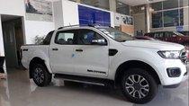 Bán xe Ford Ranger đời 2018, màu trắng, xe nhập