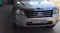 Cần bán gấp Ford Everest đời 2011, màu bạc, 535tr