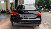 Bán Audi A4 2017, màu đen, xe nhập