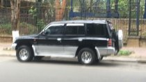 Cần bán lại xe Mitsubishi Pajero 3.5 2006, màu đen, giá 340tr