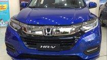 Bán ô tô Honda HR-V đời 2018, màu xanh lam, nhập khẩu, giá 786tr