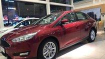 Bán ô tô Ford Focus đời 2018, màu đỏ, giá tốt