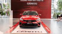 Kia Cerato lấy lộc xuân đầu năm - giảm tiền mặt- tặng bộ phụ kiện chính hãng cao cấp 10 món theo xe trong tháng 02/2019