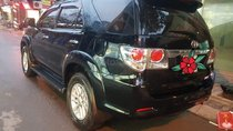Bán xe Toyota Fortuner năm sản xuất 2013, màu đen
