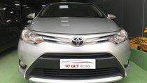 Bán Toyota Vios E 1.5AT sản xuất 2017, màu bạc, giá tốt