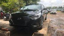Hyundai Accent 1.4AT  màu đen, xe giao ngay, giá KM kèm quà tặng có giá trị, hỗ trợ vay trả góp LS tốt - LH: 0903175312