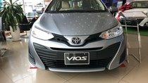 Bán Toyota Vios E đời 2019, màu bạc, nhận xe ngay