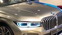 BMW 7-Series 2020 tiếp tục lộ ảnh 'nóng'