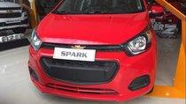 Cần bán Chevrolet Spark đời 2018, màu đỏ, 257tr