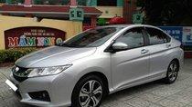 Cần bán xe Honda City năm sản xuất 2015, màu bạc còn mới, giá tốt