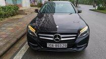 Chính chủ bán xe Mercedes C200 sản xuất năm 2015, màu đen