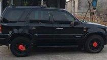 Bán Ford Escape sản xuất 2002, màu đen