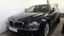 Cần bán BMW 7 Series 750Li năm 2008, màu đen, xe nhập, giá 700tr