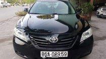 Cần bán lại xe Toyota Camry LE 2.4 đời 2007, màu đen, xe nhập
