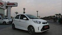 Cần bán lại xe Kia Morning 1.25AT đời 2016, màu trắng