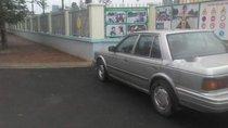 Cần bán gấp Nissan Bluebird năm 1989, màu bạc, nhập khẩu nguyên chiếc giá cạnh tranh