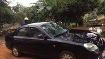 Bán ô tô Daewoo Nubira 2003, màu đen, không hỏng hóc hay lỗi lầm gì
