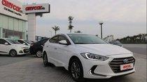 Bán ô tô Hyundai Elantra 1.6AT đời 2016, màu trắng, xe nguyên bản