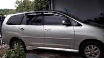 Cần bán xe Toyota Innova 2007, màu bạc, nhập khẩu xe gia đình