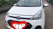 Cần bán gấp Hyundai Grand i10 năm 2015, màu trắng, nhập khẩu nguyên chiếc