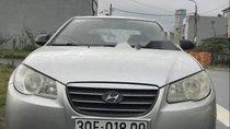 Bán Hyundai Elantra đời 2008, màu bạc, nhập khẩu