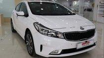 Bán xe Kia Cerato 1.6AT sản xuất năm 2017, màu trắng giá cạnh tranh