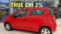 Bán ô tô Chevrolet Spark Duo năm sản xuất 2019, màu đỏ giá cạnh tranh