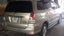 Bán Toyota Innova sản xuất năm 2008, nhập khẩu, giá chỉ 260 triệu